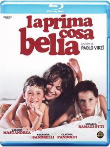 La prima cosa bella di Paolo Virzì - Blu-ray