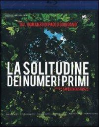 Cover Dvd solitudine dei numeri primi (Blu-ray)