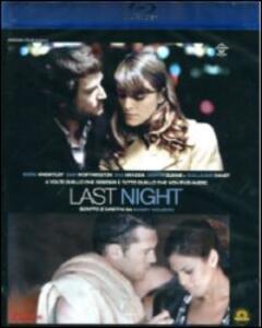 Last Night di Massy Tadjedin - Blu-ray