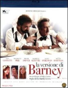 La versione di Barney di Richard J. Lewis - Blu-ray