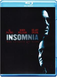 Insomnia di Christopher Nolan - Blu-ray