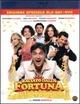 Cover Dvd Baciato dalla fortuna