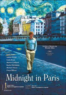 Midnight in Paris di Woody Allen - Blu-ray