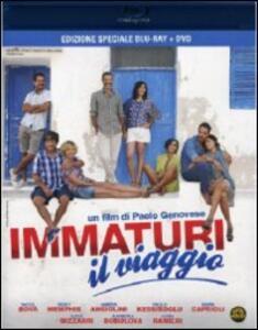 Immaturi. Il viaggio (DVD + Blu-ray) di Paolo Genovese