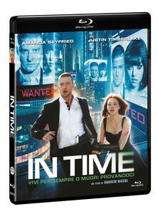 In Time di Andrew Niccol - Blu-ray