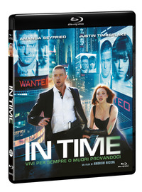 Cover Dvd In Time (Blu-ray)