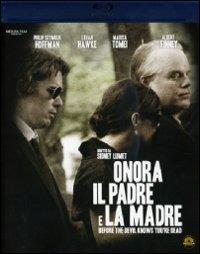 Cover Dvd Onora il padre e la madre (Blu-ray)