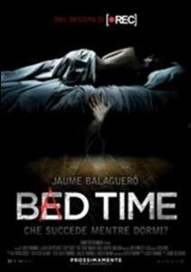 Bed Time di Jaume Balaguerò - DVD