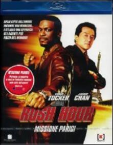 Rush Hour. Missione Parigi di Brett Ratner - Blu-ray