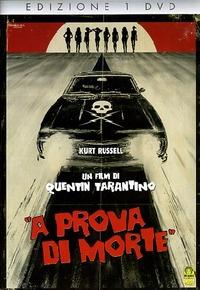 Cover Dvd Grindhouse. A prova di morte (DVD)