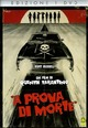 Cover Dvd Grindhouse - A prova di morte