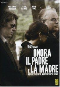Cover Dvd Onora il padre e la madre (DVD)