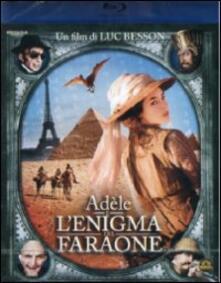 Adele e l'enigma del faraone di Luc Besson - Blu-ray