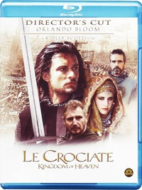 Cover Dvd crociate (Blu-ray)