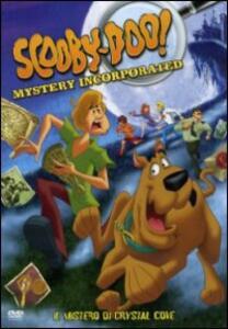 Scooby-Doo. Mystery Inc. La maledizione di Crystal Cove - DVD