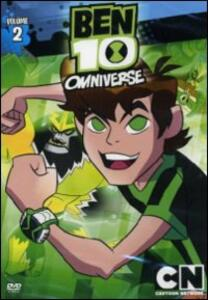 Ben 10. Omniverse. Stagione 1. Vol. 2 - DVD