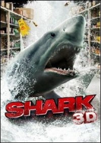 Cover Dvd Shark 3D (Blu-ray)