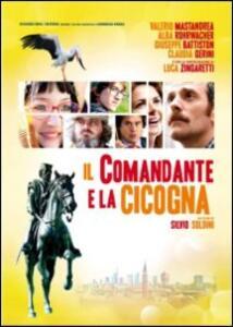 Il comandante e la cicogna di Silvio Soldini - DVD