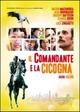 Cover Dvd Il comandante e la cicogna