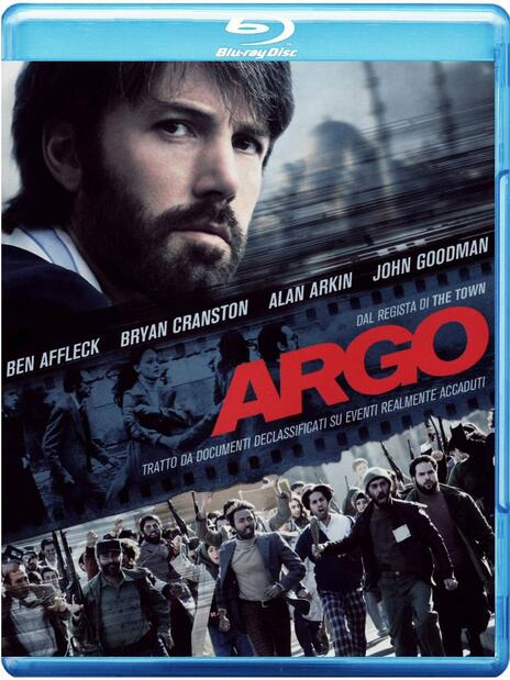 Argo di Ben Affleck - Blu-ray