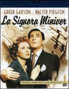 La signora Miniver di William Wyler - Blu-ray