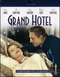 Cover Dvd Grand Hotel (Blu-ray)