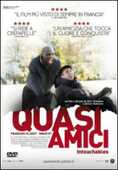 Film Quasi amici. Intouchables Eric Toledano Olivier Nakache