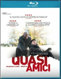 Cover Dvd Quasi amici. Intouchables (Blu-ray)