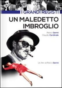 Un maledetto imbroglio di Pietro Germi - DVD