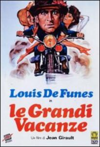 Le grandi vacanze di Jean Girault - DVD