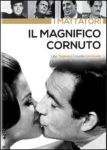 Il magnifico cornuto di Antonio Pietrangeli - DVD