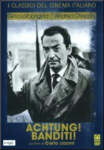 Achtung! Banditi! di Carlo Lizzani - DVD