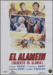 El Alamein di Guido Malatesta - DVD