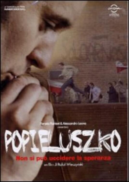 Popieluszko. Non si può uccidere la speranza di Rafal Wieczynski - DVD