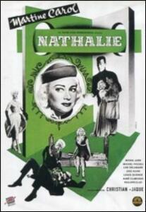 Nathalie di Christian-Jaque - DVD