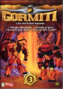 Gormiti 2. Vol. 3 - DVD