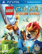 LEGO: Legends of Chima Il Viaggio di Laval