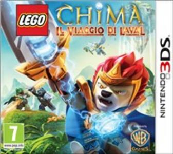 Videogioco LEGO: Legends of Chima Il Viaggio di Laval Nintendo 3DS 0