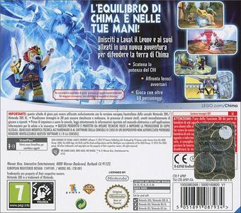 Videogioco LEGO: Legends of Chima Il Viaggio di Laval Nintendo 3DS 10