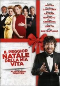 Il peggior Natale della mia vita di Alessandro Genovesi - DVD