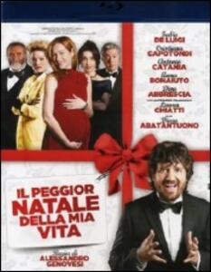Il peggior Natale della mia vita di Alessandro Genovesi - Blu-ray