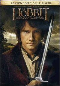 Cover Dvd Hobbit. Un viaggio inaspettato (DVD)