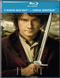 Cover Dvd Lo Hobbit. Un viaggio inaspettato