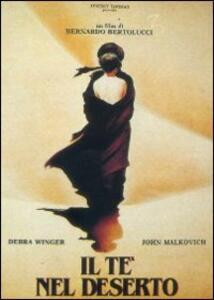 Il tè nel deserto di Bernardo Bertolucci - DVD