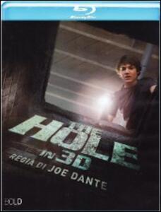 The Hole in 3D<span>.</span> versione 3D di Joe Dante - Blu-ray
