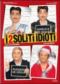 Cover Dvd 2 soliti idioti (DVD)