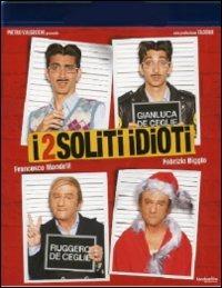 Cover Dvd 2 soliti idioti (Blu-ray)