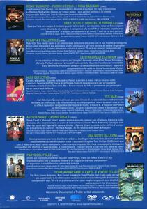 10 film da collezione. Commedia (10 DVD) di Paul Brickman,Tim Burton,Seth Gordon,George Miller,Donald Petrie,Todd Phillips,Harold Ramis,Peyton Reed,Peter Segal - 2