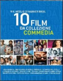 10 film da collezione. Commedia di Paul Brickman,Tim Burton,Seth Gordon,George Miller,Donald Petrie,Todd Phillips,Harold Ramis,Peyton Reed,Peter Segal