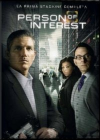 Cover Dvd Person of Interest. Stagione 1 (DVD)